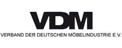 Verband der Deutschen Möbelindustrie e.V. - Logo