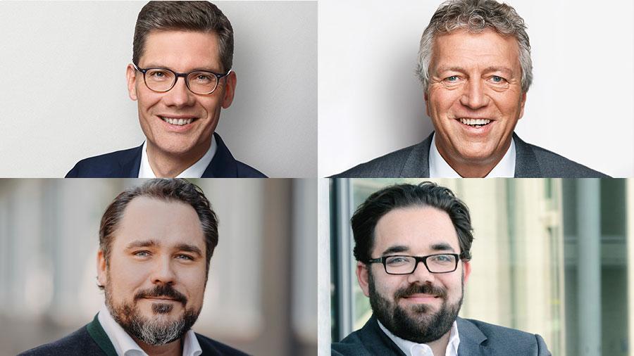 Politik-Talk mit Christian Hirte [CDU], Rainer Spiering [SPD], Daniel Föst [FDP], Christian Kühn [Bündnis90/Die Grünen]
