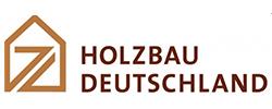 Holzbau Deutschland – Bund Deutscher Zimmermeister im Zentralverband des Deutschen Baugewerbes - Logo