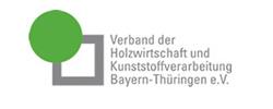 Verband der Holzwirtschaft und Kunststoffverarbeitenden Industrie Bayern- Thüringen e.V - Logo