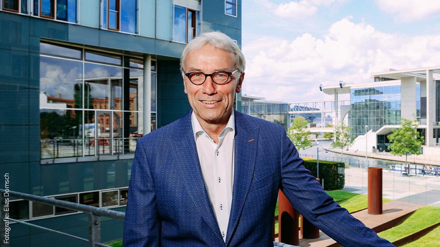 Politik-Talk mit Bernhard Daldrup [SPD]