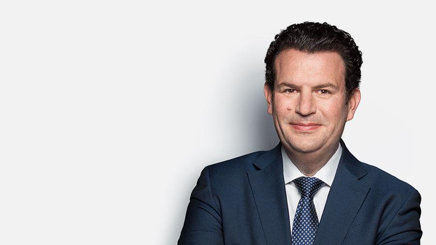 Politik-Talk mit Hubertus Heil [SPD]